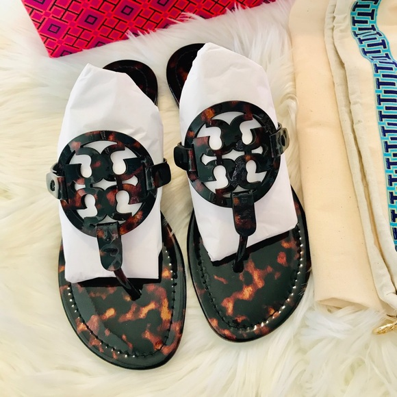 Tory Burch Shoes - Tory Burch Miller Sandals Size 9